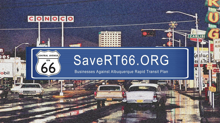 Save RT66 google plus banner